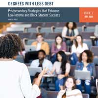 Webster Named in Top Five Best Colleges for Black and Low-Income Students to Graduate with the Least Debt