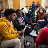 Video: Student Town Hall on Hate and Harassment