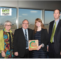 Webster University Honored in St. Louis Green Business Challenge