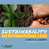Summer Sustainability Wednesdays Lunch Series