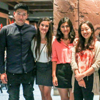 Thailand Campuses Honor Student Leaders