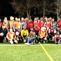 Soccer: Vienna Preps for Webster Euro Cup with Local Team Friendlies
