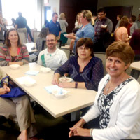 Snapshots: WSA Ice Cream Social, Drawing Winners
