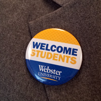 Student Employers on Campus for Welcome Week