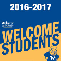 Help Welcome Students to Webster for Spring Term