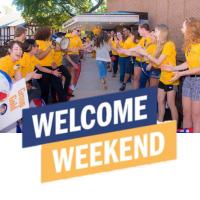 Help Welcome Gorloks During Welcome Weekend Aug. 22-25