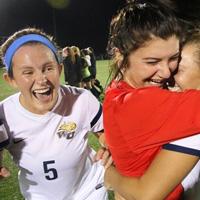 Women's Soccer SLIAC Champs Headed to NCAA Tourney